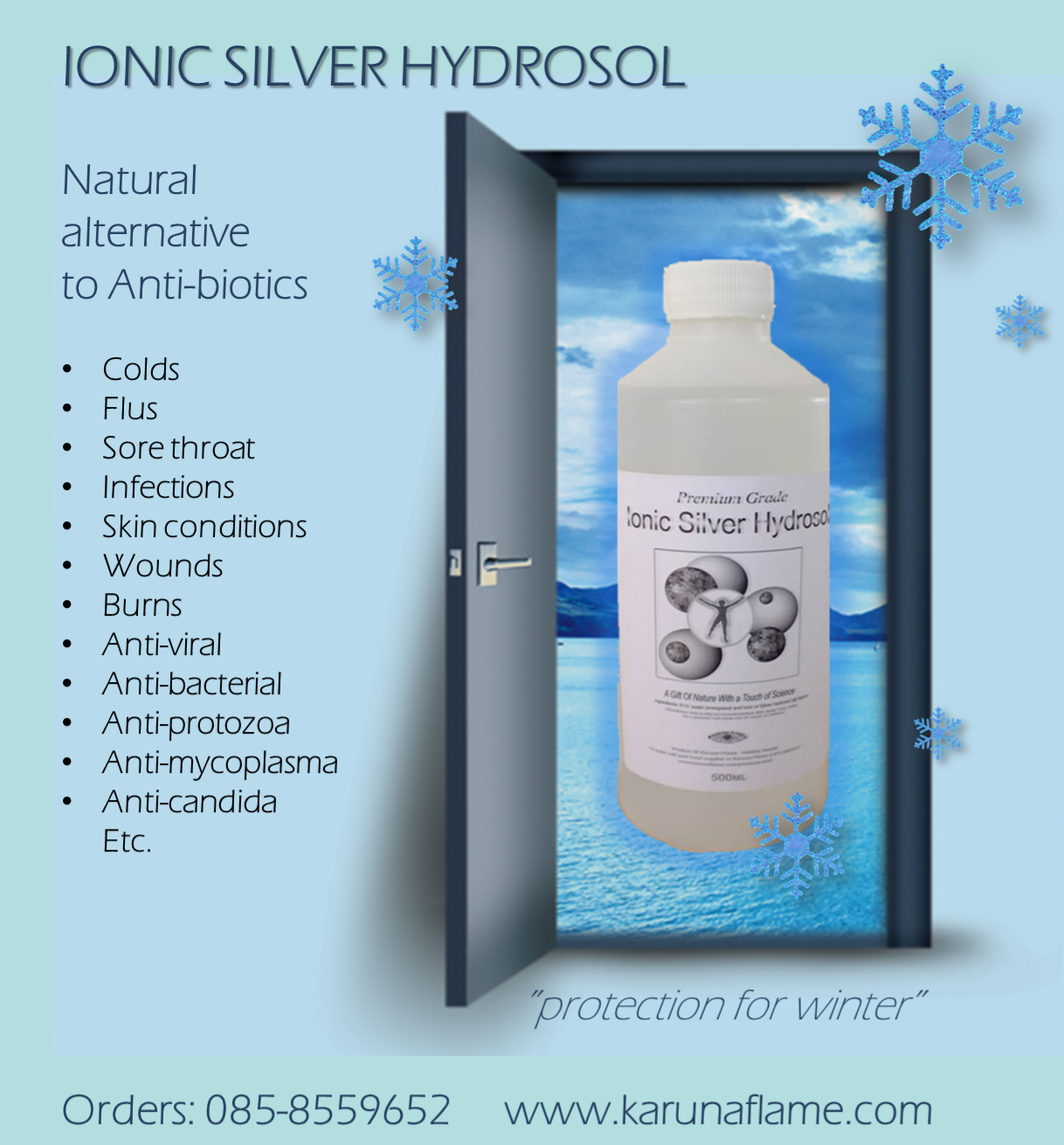 Colloidal silver and autism