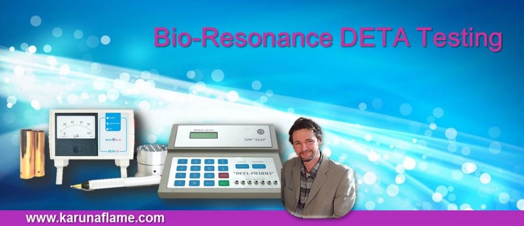Bio-Resonance DETA Elis Diagnostics & Treatments - Karuna Flame
